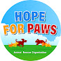 Hope For Paws - Official Rescue Channel YouTube Photo